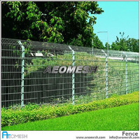 PVC Cheap Small Home Protection Garden Fence
