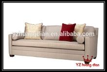 hotel room furniture sectional fabric sofa