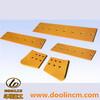 Heavy Equipment Spare Parts Dozer Cutting Edge End Bits