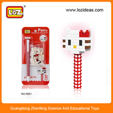 LOZ children plastic cartoon ballpen