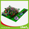 Beautiful Design of Plastic Indoor Playground Equipment for Party LE.T9.407.031.00
