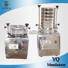 china professional calcium testing sieve machine with factory price