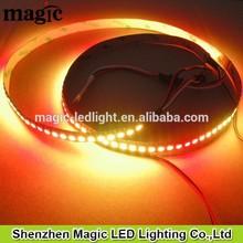 DC5V 144Pixel/m 7MM/CUT 144leds WS2812 LED Smart light