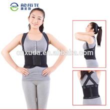 Orthopedic lumbar back support for back and shoulder correction AFT-Y001