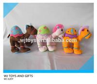 colourful cute kids toy camel plush wild animal