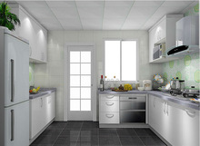 2014 hot sales high gloss acrylic sheet kitchen cabinets