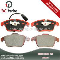 crane brake pads no noise