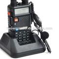 baofeng uv5r dual band talkie walkie vhf radio militaire professionnel