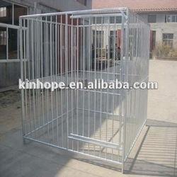 heavy duty fence dog kennel