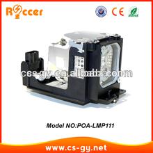Cheap projector lamp POA-LMP111 / 610 333 9740