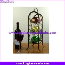 KingKara KAWRTEST Metal Rocky Single Bottle Rack