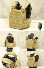Cag chaleco TMC1489 ( de color caqui ) chaleco de los deportes chaleco táctico