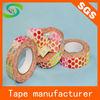 Cheapest China manufacturer adhesive printed waterproof washi tape