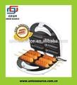De alta eficiênciainteligente placa de milho hot dog maker como visto na tv( tv- 140704)