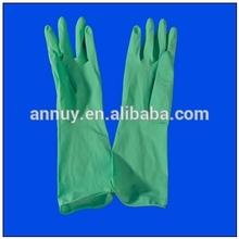 latex household gloves rose flavor