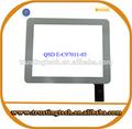 """جديد الأصلي 9.7"""" digma d10 3g معرفات اللوحة التي تعمل باللمس لوحة زجاجية محول الأرقام استبدال أجهزة الاستشعار e-c97011-03 qsd"""