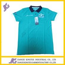 new design men polo shirt for China garment