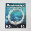 Hemingway's Tapered Hand Woven Furled leader-Saltwater-Meduim 9.5ft 20lb