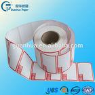 Hot Sale Customized adhesive label making machine