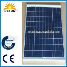 high quality 80w poly powerful solar panels