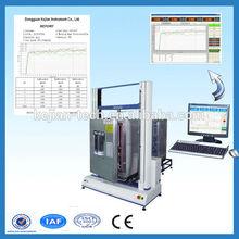 peel strength temperature tensile testing appliance separate force temperature tensile testing appliance