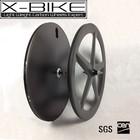 2015 Good selling carbon 5 spoke bike wheelset,track spoke wheels for sale