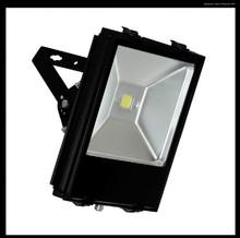 waterproof high lumens 100w indoor led track flood light