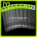 projetos personalizados e cores de plástico baratosimpresso saco de opp