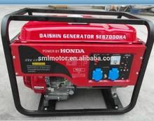 Honda Power generator 5000W 5.5kVA EG6500 CX GX390