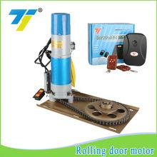 auto rolling shutter door motor 500kg roller door motor