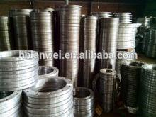 carbon steel square flanges