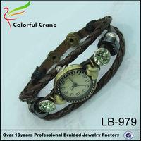 2015 trendy jewelry watch with high quality