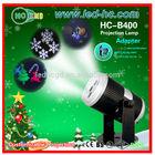 Christmas/Hallowmas night sound control rotatable led spot lighting