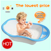 China Best selling colorful large plastic bathtubs movable for Christmas day promotion