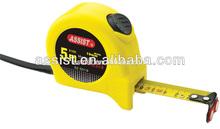 Hot design abs case diameter tape measures 5m steel tape