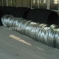 Fil de bronze, fil pour accrocher des rideaux 0.9mm fil galvanisé à chaud