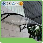 Outdoor DIY Metal Aluminum Bracket Canopy kits for front and back door
