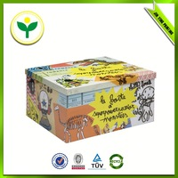 2014 best selling coated paper box