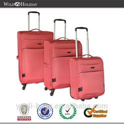 LightWeight Design Traveling Luggage sets 2014