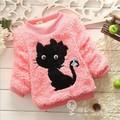 Hfr-s1407112 nuevo diseño caliente de la venta del alibaba venta al por mayor del otoño - invierno de punto suéter para bebé