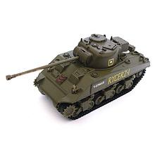 processing custom j3010 die cast Sherman ic firefly USA military model