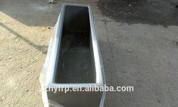 large fiberglas planter