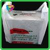Yiwu cheap customized wholesale plastic hdpe t-shirt bags
