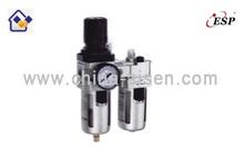 belt air filter combination