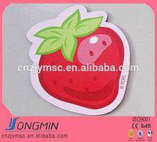 flexible rubber pvc souvenir fridge magnet