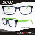 mejor venta de alta calidad de gran marco de acetato de gafas marco de anteojos