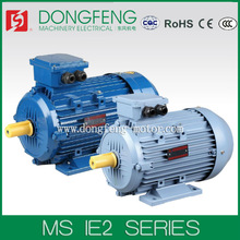 AC IE2 induction fan and blower motor