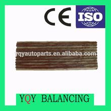 brown color tire repair string 4*200mm