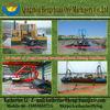 High Efficient Sand Dredger Ship for Sale