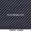 Fibra de carbono 3d hidrográfico película da impressão de não. Lcf065a